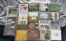 19 Christian Music CDs.  All Brand New And Sealed