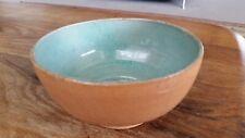 Australian Pottery Klytie Pate bowl beautiful glaze 6.5 cm's x 12 cm's