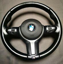 BMW M SPORT Steering Wheel 3 & 4 SERIES F15 F16 F30 F31 F32 M3 M4 with airbag