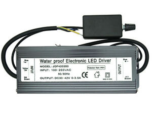 150W Dimmable High Power LED Driver 150 Watt Dimming Power Supply + Dimmer Knob