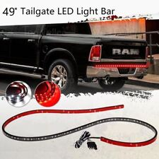 "49"" LED Tailgate Strip Light Bar Brake Turn Signal For Dodge Ram 1500 2001-2017"