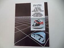 advertising Pubblicità 1989 CASCO HELMET JEB'S