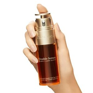 Clarins Double Serum Complete Age Control Concentrate 1.6 oz/50 ml