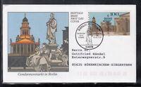 LA 048 ) Germany 1996 - Gendarmenmarkt in Berlin of beautiful FDC