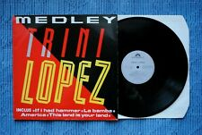 TRINI LOPEZ / MAXI EP POLYDOR 877 321-1 / 1990 ( F )