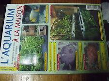 µ? Revue Aquarium à la maison n°43 Sexe des poissons Bac Planté Clisa Lalia