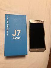 Samsung Galaxy J7 Core J701F Dual sim libero 16gb - Oro