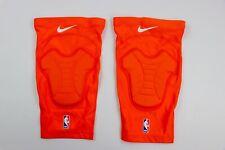 Nba Nike Hyperstrong Basketball Padded Knee Orange Mens Size Xxl