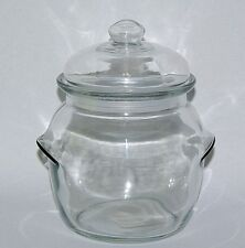 Anchor Hocking 85772 Glass Storage Jar With Air Tight Lid for Preserves Coffee 1