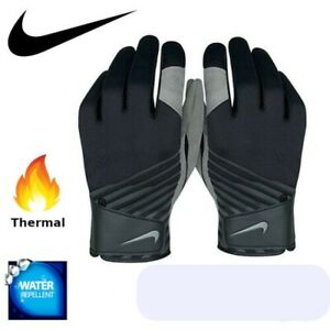 NIKE GOLF WINTER GLOVES COLD ALL WEATHER THERMAL WATER RESISTANT - 1 X PAIR