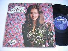 Vicky Leandros Self Titled 1972 Stereo Import LP VG++ w poster