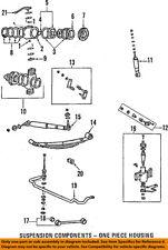TOYOTA OEM 84-89 Land Cruiser Front-Steering Damper 4570069135