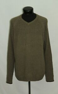Columbia Sportswear Pullover Sweater Brown Athletic Solid Casual Sport L Dress
