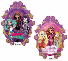"Ever After High Monster Birthday Party Jumbo Supershape Mylar Foil Balloon 31""~"