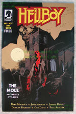 Hellboy Day 2008 The Mole and other Stories - Nitf! Nice Copy!