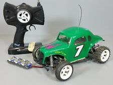 Tamiya 1/24 R/C Tamtech Gear GB01 32 Green Ford Coupe Battery Remote Control ESC
