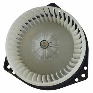 Heater Blower Motor w/Fan Cage for Nissan Maxima Pathfinder Infiniti QX4 G20 I30