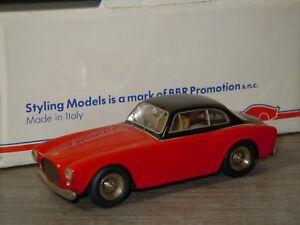 Ferrari 212 Inter Vignale Street 1952 - Styling Models BBR 1:43 Italy *34208