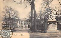 BF34795 le parc  bruxelles  belgium   front/back scan