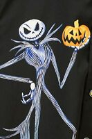 Disney Haunted Mansion Nightmare Before Christmas Jack Men Shirt Small PreOwned