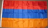 3X5 ARMENIA FLAG ARMENIAN FLAGS NEW BANNER SIGN F028