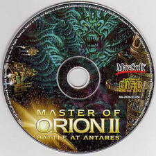 Mac: Master of Orion 2