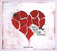 Broken Hearts & Dirty Windows: Songs of John Prine by Various Artists (CD,...