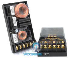 (2) FOCAL V30-XO LE 2-WAY PASSIVE POLYGLASS CROSSOVERS FOR SPEAKERS & TWEETERS