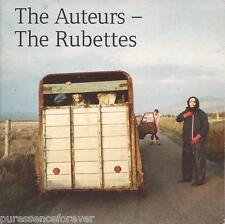 THE AUTEURS - The Rubettes (UK 3 Track CD Single)