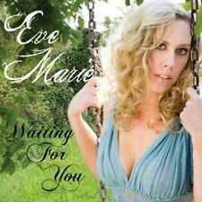 EVE MARIE - WAITING FOR YOU - 10 TRACK MUSIC CD - LIKE NEW - H193