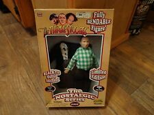 "1997 FUN 4 ALL--THE THREE STOOGES--9"" CURLY FIGURE (LOOK) THE NOSTALGIC SERIES"