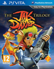 Jak and Daxter Trilogy Game PS Vita Sony Playstation (collection) /
