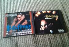 Busta Rhymes - TURN IT UP/FIRE IT UP & DANGEROUS CD MAXI-SINGLES, OOP USED '90's