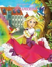 Princesa: Livro para Colorir de Princesa 1 by Nick Snels (2016, Paperback,...
