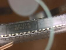 100 X   SN74LS157N    Multiplexer 1-Element Bipolar 8-IN 16-Pin PDIP 74LS157