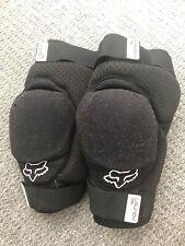 Fox Launch Pro MTB knee pads. Black, large / XL