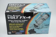 Water Tech Volt FX-4 Pool Blaster and Spa Cordless & Rechargeable Vacuum