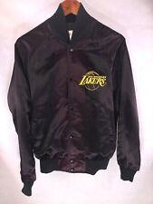 Vintage Los Angeles Lakers Kobe Bryant Jacket NBA satin Bomber L 90s