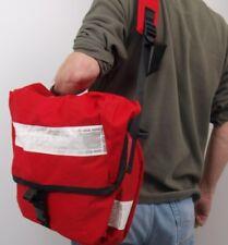 ROYAL MAIL SHOULDER BAG - large hi-visibility red leaflet courier delivery post