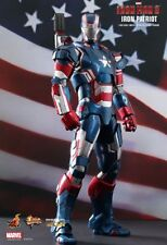 Hot Toys MMS195D01 Diecast Iron Man Iron Patriot Avengers Don Cheadle 1/6