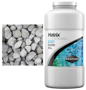 SEACHEM MATRIX 500/1000/2000ml filtration media, harmfull compounds remover