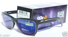 SPY OPTICS Murena Sunglasses Black Ice/Grey/Purple Spectra NEW 671012551502