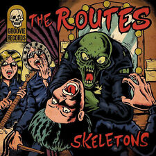 THE ROUTES SKELETONS GROOVIE RECORDS LP VINYLE NEUF NEW VINYL