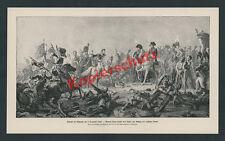 Bataille de Austerlitz victoire Napoléon I Gen. rapp Elite mamluken cavalerie 1805
