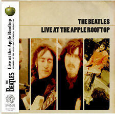 THE BEATLES - Live at the Apple Rooftop London UK, 1969 (mini LP / CD) let it be