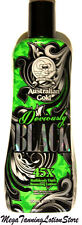Australian Gold Deviously Black Tanning Indoor Bed Bronzing Lotion