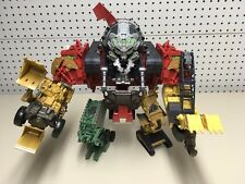 Transformers Devastator Revenge of the Fallen Supreme Class Nearly Complete