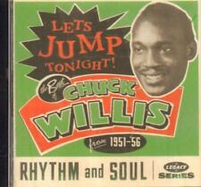 Chuck Willis(CD Album)Lets Jump Tonight-VG