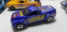 Maisto AMAZING SPIDER-MAN 2000 Chevrolet Chevy SSR Blue Truck - Die Cast Car