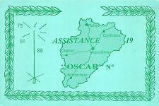BR30668 QSL card Assistance Oscar